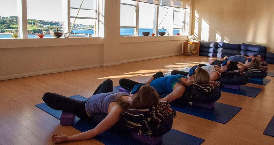 Reiki Infused Restorative Yoga