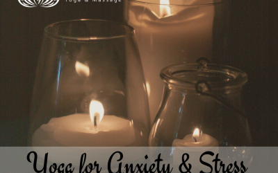 FREE CLASS- Yoga for Anxiety & Stress