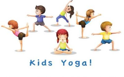 Kids Yoga (ages 5-10)