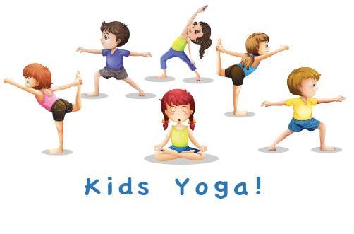 Kids Yoga (ages 5-10)
