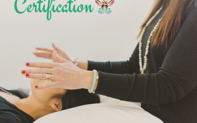 Reiki Level 1 Certification